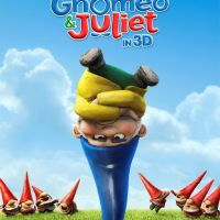 Gnomeo and Juliet comes to theaters! Make your OWN Gnome!